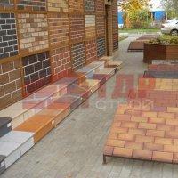 Клинкерный кирпич и тротуарная плитка Feldhaus Klinker